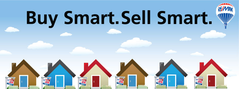 Remax. Buy Smart. Sell Smart.